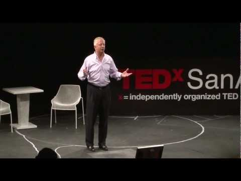 TEDxSanAntonio - Gordon Hartman - You Only Are Disabled in an Environment that Makes You That Way
