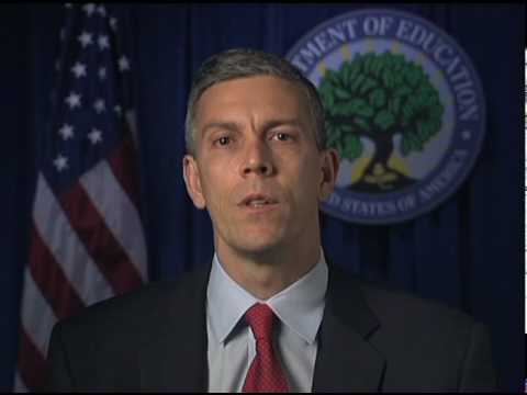 Secretary Duncan Message to School Boards