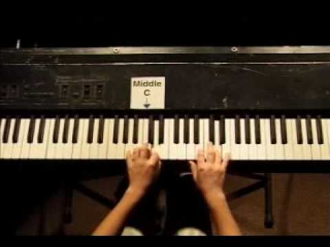 Piano Lesson - Hanon Finger Exercise #18