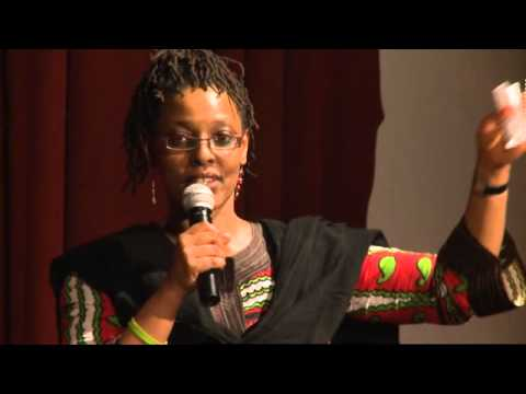 Reconnecting our past with the future: Mshai Mwangola at TEDxNairobi