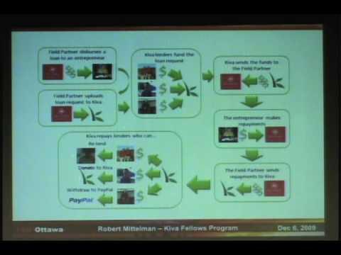 TEDxOttawa - Robert Mittelman - 12/06/09
