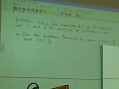 Unit 1 Test 50 pt problem part 1