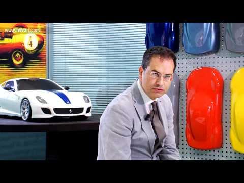 Students Compete in the Ferrari World Design Contest