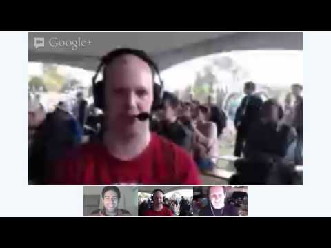 Raspberry Pi Q&A with Eben Upton on Make: Live Stage at World Maker Faire 2012
