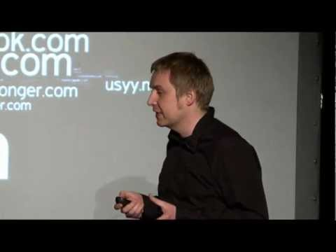 TEDxUCL - PAUL GESIAK - Social Media -- more than a network