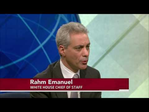 Rahm Emanuel on Health Care and the Obama Agenda