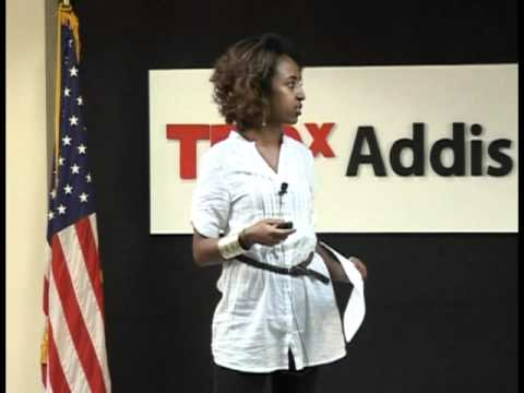 TEDxAddis - Eden Gelan - The Little Thing That We Do