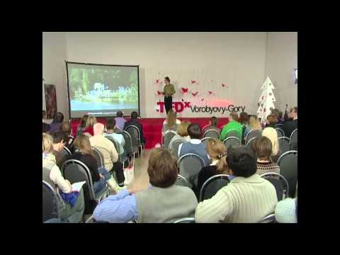 TEDxVorobyovy-Gory -- Andrey Asadov - DNA of the City