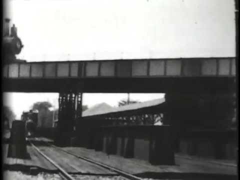 Philadelphia Express, Jersey Central Railway