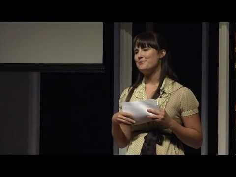 TEDxMileZero - Fiona Rayher - Gen Why: Finding the Strength to Move us Forward