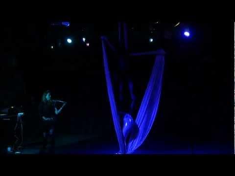 TEDxBrooklyn :: Lisa Jamhoury & Dana Abrassart :: An Aerial Experience