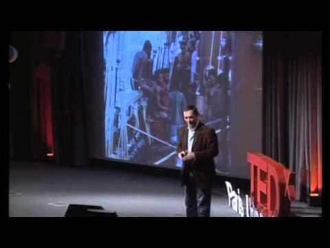 TEDx Paris Universités - Patrice Franceschi - Why the spirit of adventure matters more than ever