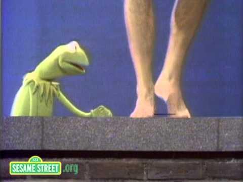 Sesame Street: Kermit Talks About Feet