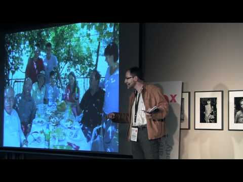TEDxZug - Christian Rutishauser - Walk the Path