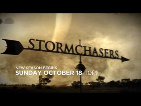 Storm Chasers - October 18th @ 10pm E/P, only on Discovery *