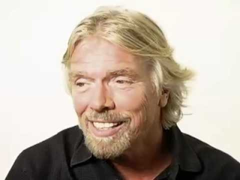 Richard Branson on Being Wiser with Age