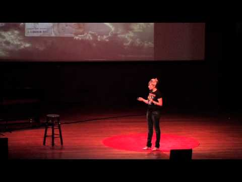 TEDxBoulder - Carmel Hagan - A History of the Harlequin