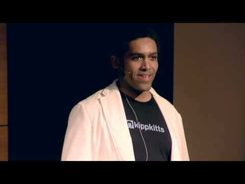 TEDxProvidence - Kipp Bradford- Science the new football?