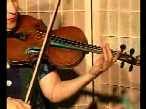 Violin Song Demonstration - The Three Ravins - English Ballad
