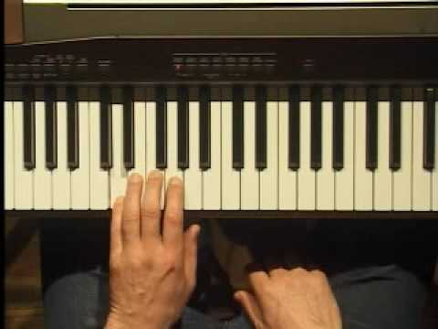 Piano Lesson - Writing Songs pt. 1
