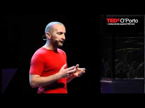 TEDxO'Porto - Mark Boyle - The Moneyless Man