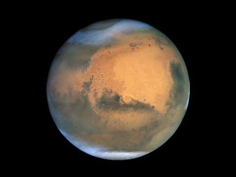 NASA Director Predicts Mars Settlement by 2060