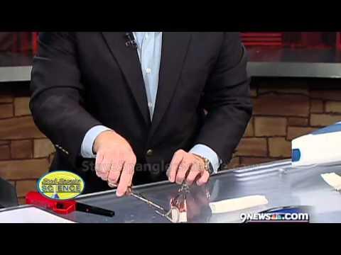 Tea Bag Rockets - Cool Science Experiment