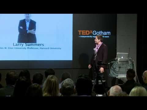 TEDxGotham 2011- Peter Hopkins- Great Big Ideas for the Future of Higher Education