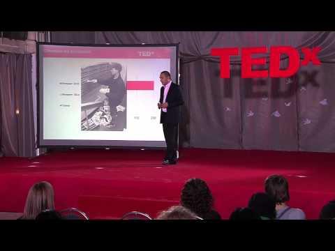 TedxVorobyovy-Gory - Yury Virovets - Work in Global Village
