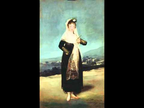 Portrait of the Marquesa de Santiago, Francisco José de Goya y Lucientes,