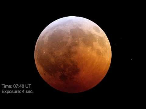 The Total Lunar Eclipse of December 21, 2010