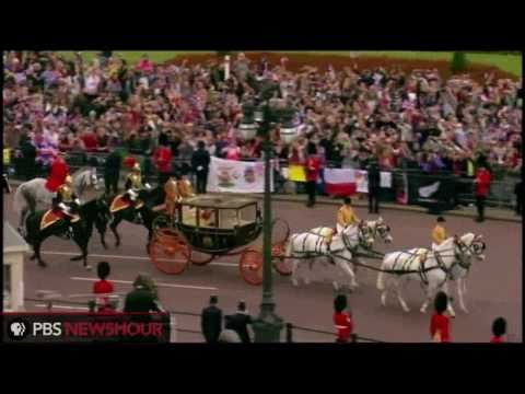 Royal Wedding: Carriage Ride