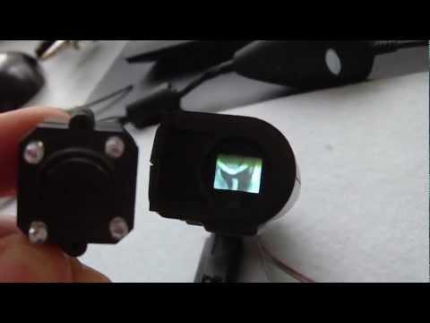 Viewfinder and Camera setup
