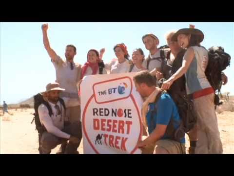 The Final Push - BT Red Nose Desert Trek
