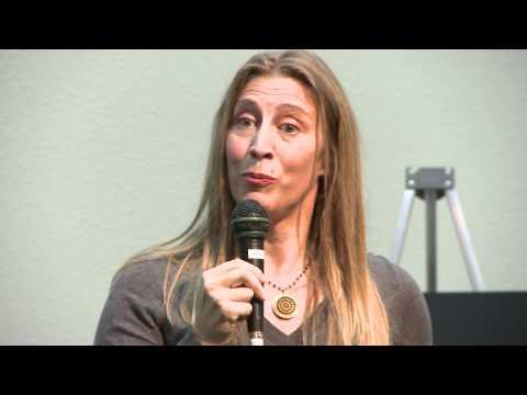 TEDxGrassValley - Reinette Senum - Community as a Common Destiny