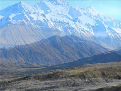 The Rangitata River Valley and Mount Sunday, New Zealand:  My Favorite Place