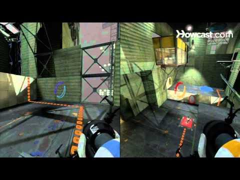 Portal 2 Co-op Walkthrough / Course 5 - Part 1 - Room 01/08