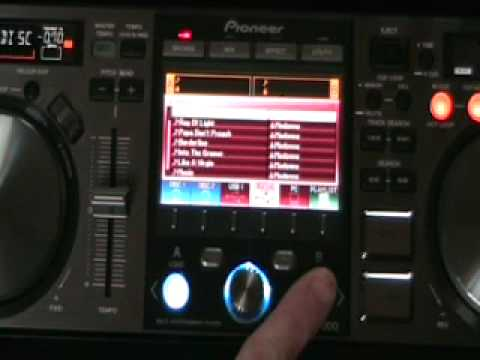 PIONEER MEP-7000  Firmware  2.02, How to use.