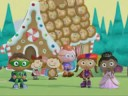SUPER WHY! | Show Opening | Theme Song | PBS KIDS