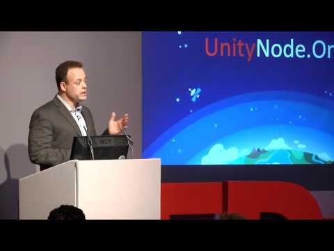 TEDxSalford - Col. Ronald Garan - Launch of Unity Node