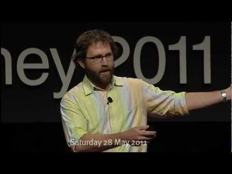 TEDxSydney - Saul Griffith - Living in the Future