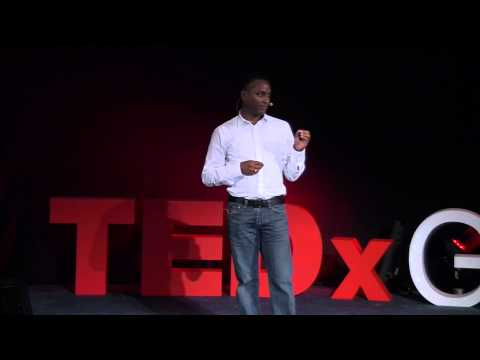 Never give up stories from India:  Manoj Dora at TEDxGhent