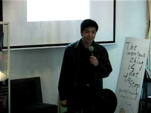 TEDxCausewayBay - Li Chan - 04/15/10