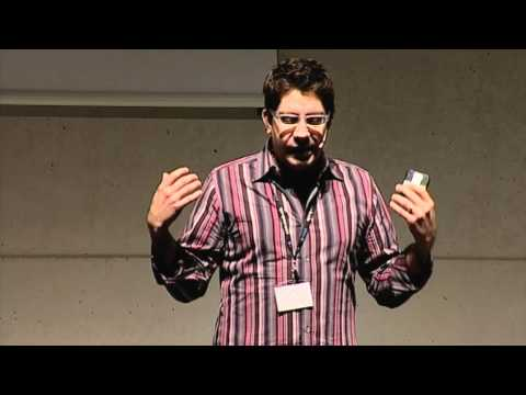 Planned serendipity: Lane Becker at TEDxESADE