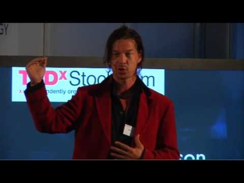 TEDxStockholm - Bob Hansson - Love is a big word but a tiny step