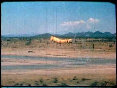 Piasecki H-21 Workhorse/Shawnee - Crash
