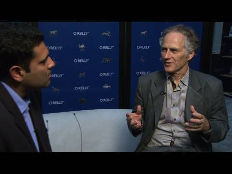 Tim O'Reilly Talks Transparency and Life in Data Cloud