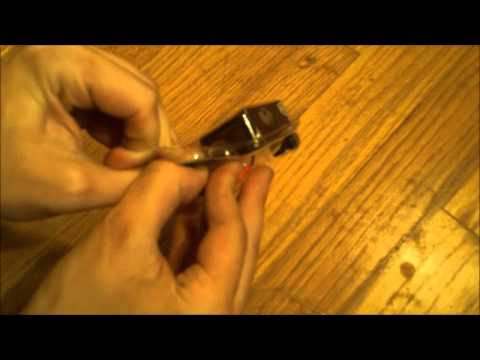 Skull Candy Red Earphone Headphones Unboxing Video