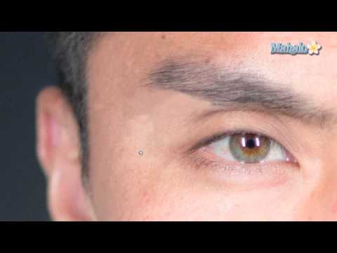 Photoshop Tutorial - Cleaning Eyebrows