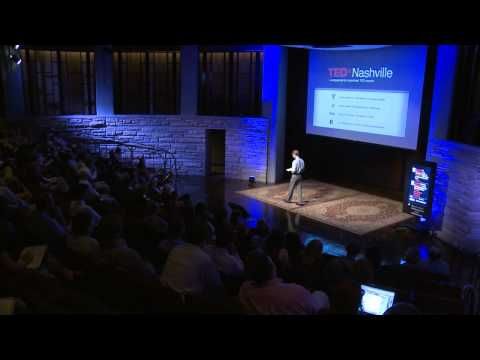TEDxNashville - TEDxChange - Brian Williams - Hands on Nashville- Service with Passion